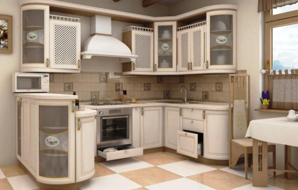 Кухня Мартиг