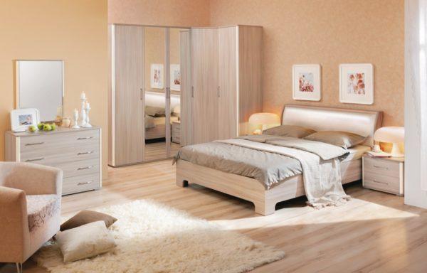 Спальня Сибирь