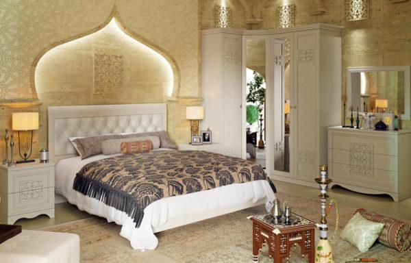Спальня Султан